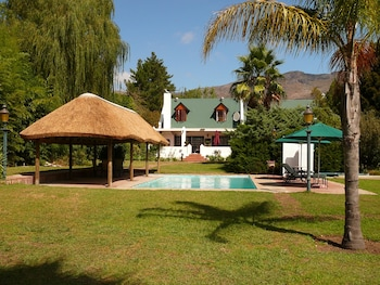 Bild vom Orange-Ville Guesthouse in Stellenbosch
