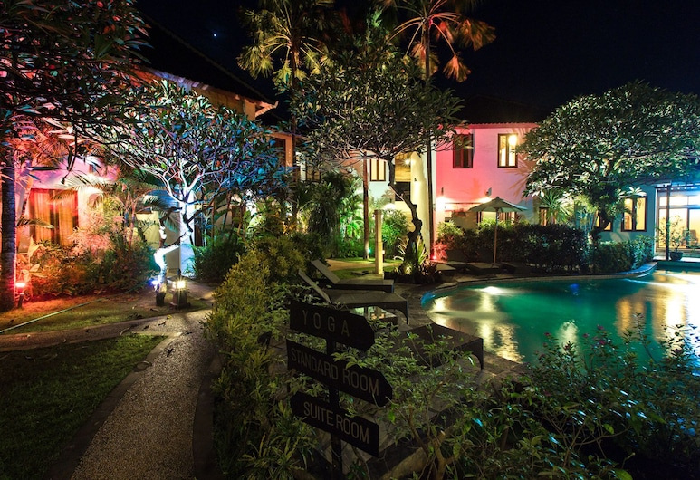 Ecosfera Hotel, Canggu, Pool