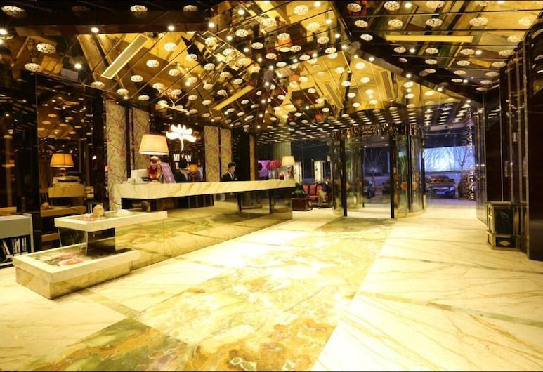 Hangzhou Milan Garden Hotel, Hangzhou, Vstupní hala