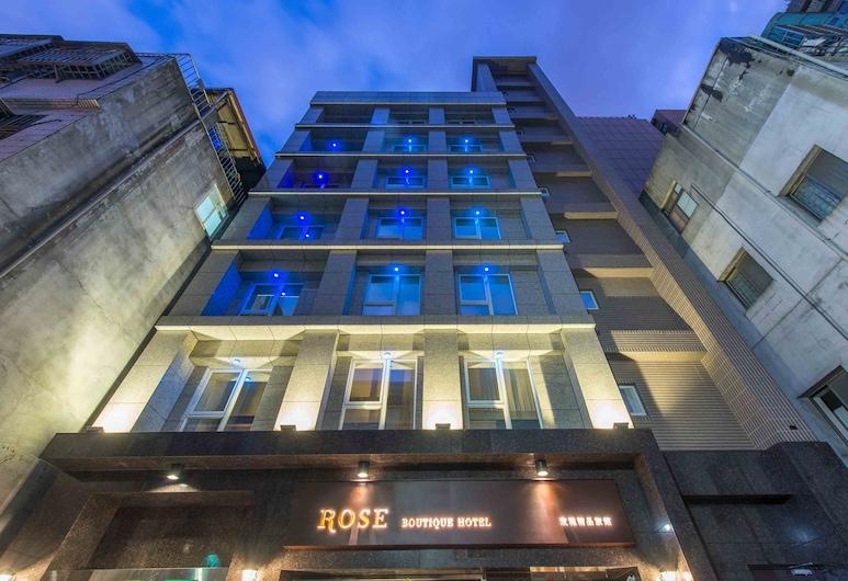 Rose Boutique Hotel - Linsen, Taipei