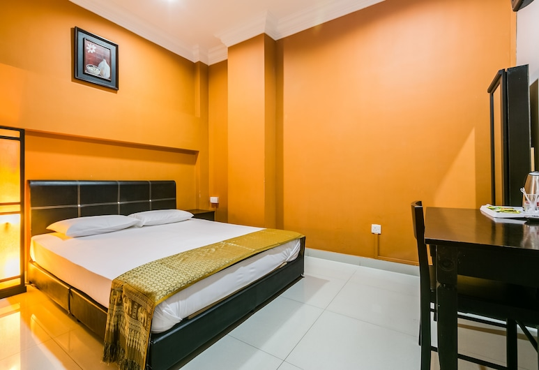 Mitraa Inn, Singapore, Deluxe Double Room, Guest Room