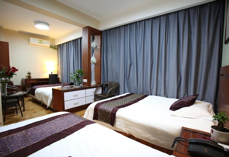 Hangzhou Bokai Westlake Hotel, Hangzhou, Trojlôžková izba, Hosťovská izba