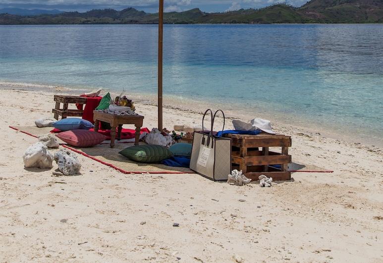 Plataran Komodo Beach Resort, Labuan Bajo, Strand