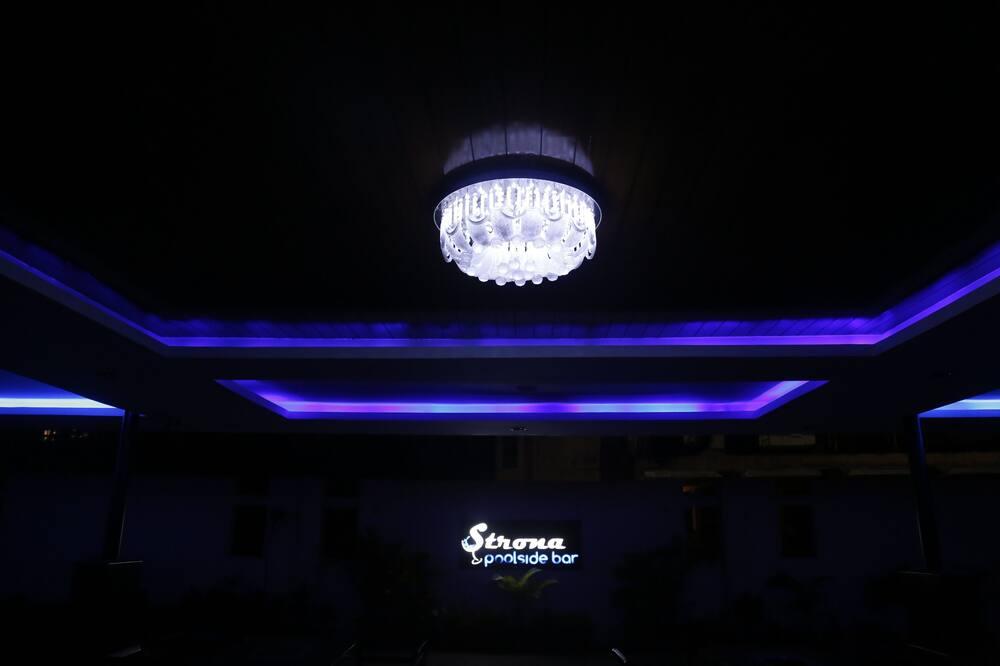 Salón lounge del hotel