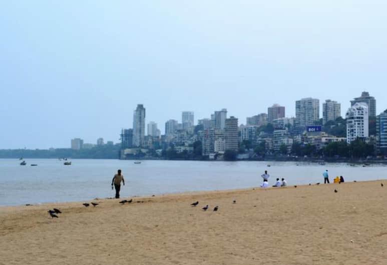 Hotel Kumkum, Mumbai, Výhľad z hotela