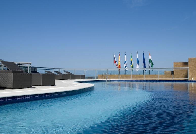 Riale Brisa Barra, Rio de Janeiro, Venkovní bazén