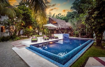 科茲美島魅力別墅旅館的圖片