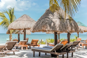 Foto del Zomay Beachfront Hotel Holbox en Holbox