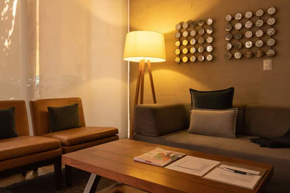 Executive Suite Superior King - Oturma Odası