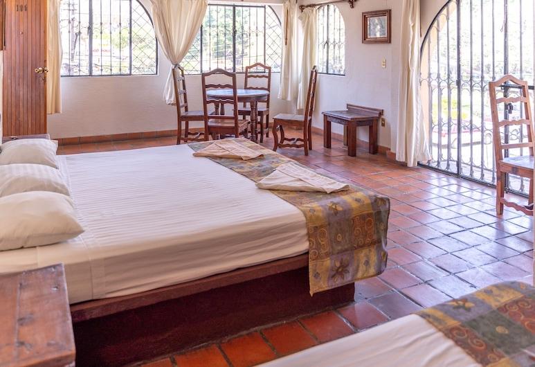 Casa Shaguibá, Santa María Huatulco, Suite, Habitación