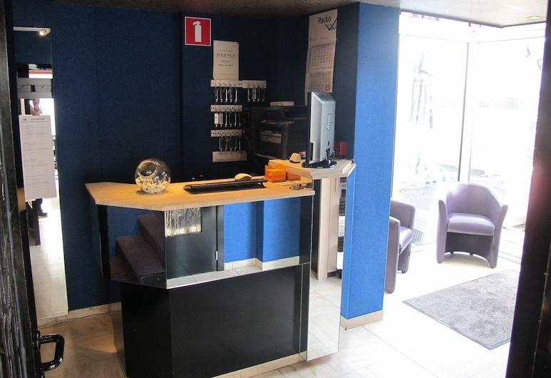 Hotel Zuidwege, Zedelgem, Réception
