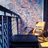 Suite (Skywell) - Balkon