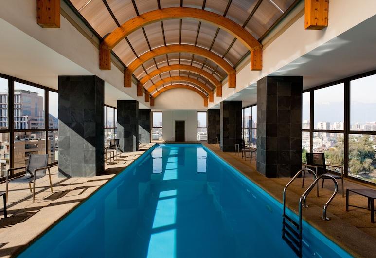 San Cristóbal Suites Bellas Artes, Santiago, Indoor Pool