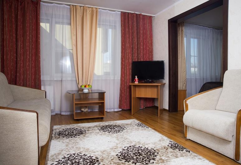 Hotel Rus, Irkutsk, Suite, Bilik Tamu