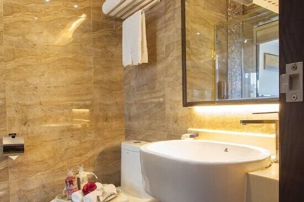 Бизнес-номер, 2 односпальные кровати - Ванная комната