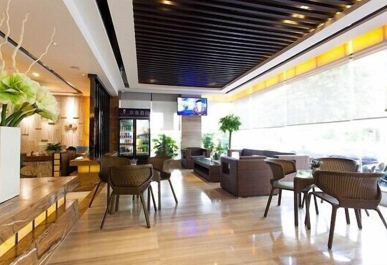 廣州沃嘉酒店, 廣州市, 大堂閒坐區