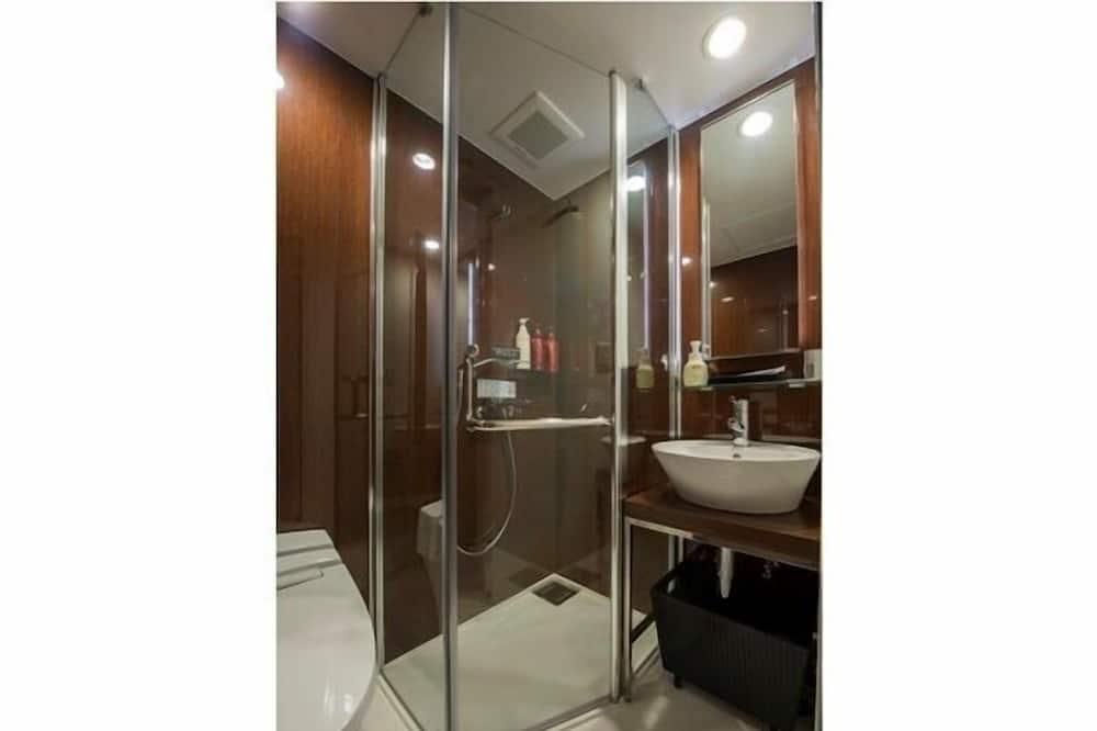 シングル ルーム(禁煙、シャワーブース タイプ) - バスルーム