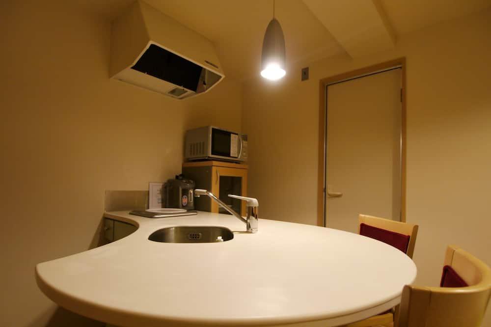 家庭開放式客房, 非吸煙房 - 客房餐飲服務