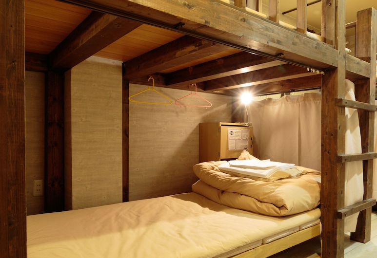 Kyoto Hana Hostel, Kyoto, Bed in 6 Bed Female Dormitory Room, Guest Room