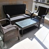 One-Bedroom Suite (king)with City View - ระเบียง