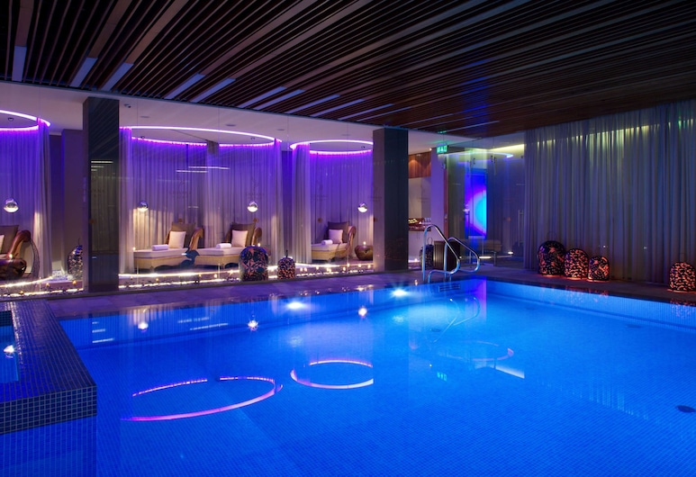 DoubleTree by Hilton Hotel Moscow - Marina, Moscow, Pool
