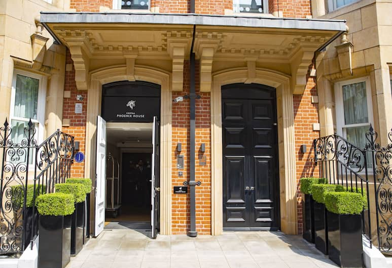Cheval Phoenix House, London, Eingangsbereich
