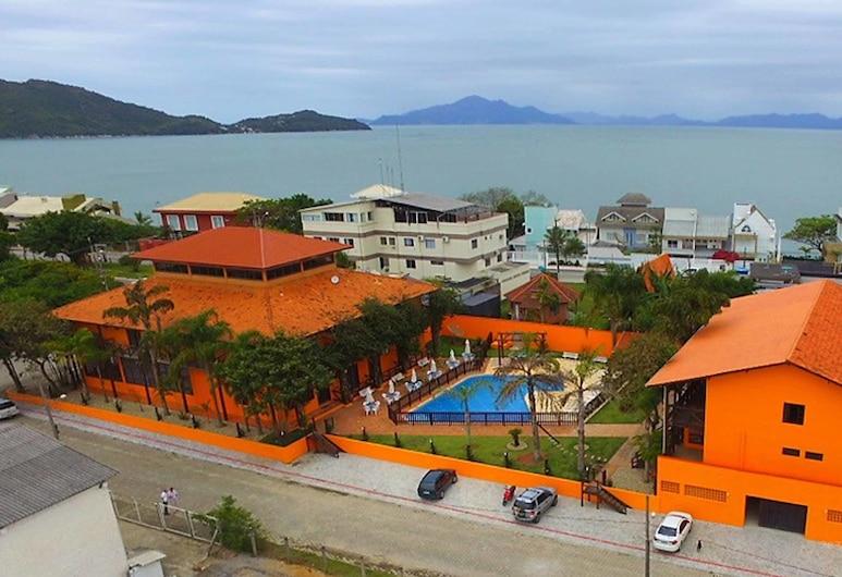 Pousada Canto Grande, Bombinhas, Hotel Front