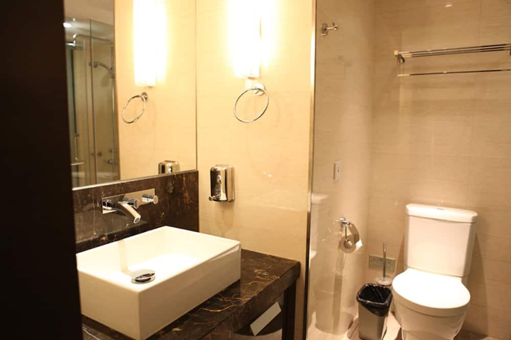 Rodinný apartmán - Koupelna