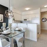 Апартаменти, 1 спальня, кухня - Обіди в номері