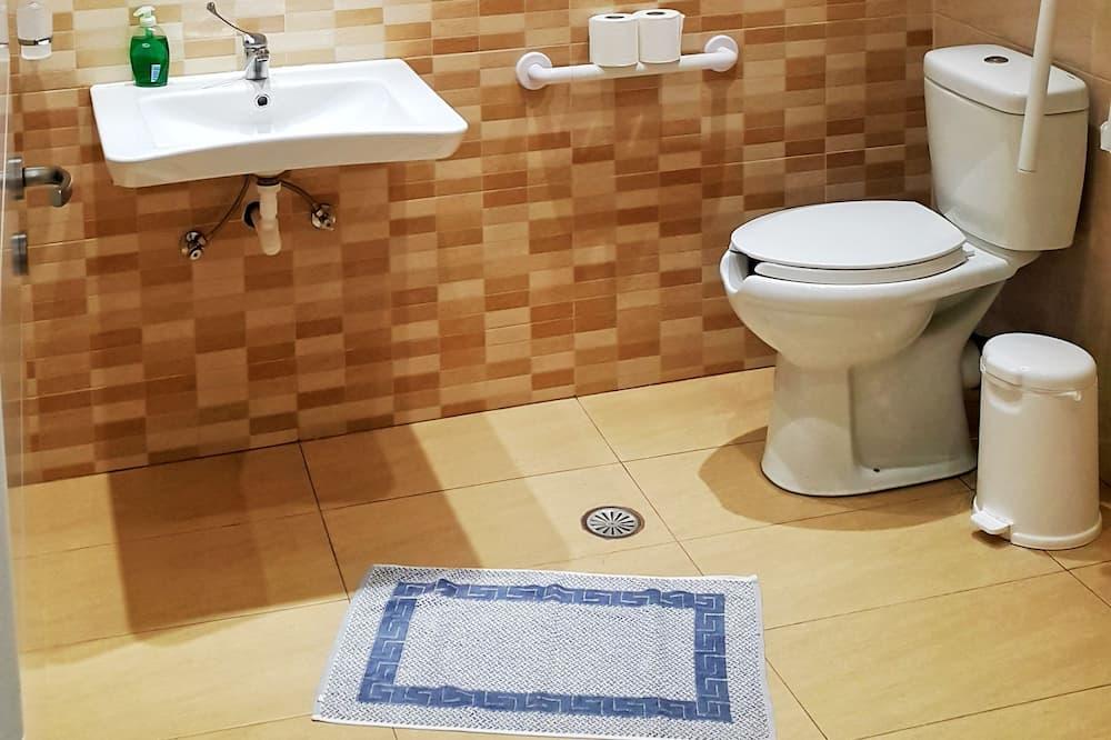 Семейная студия - Ванная комната