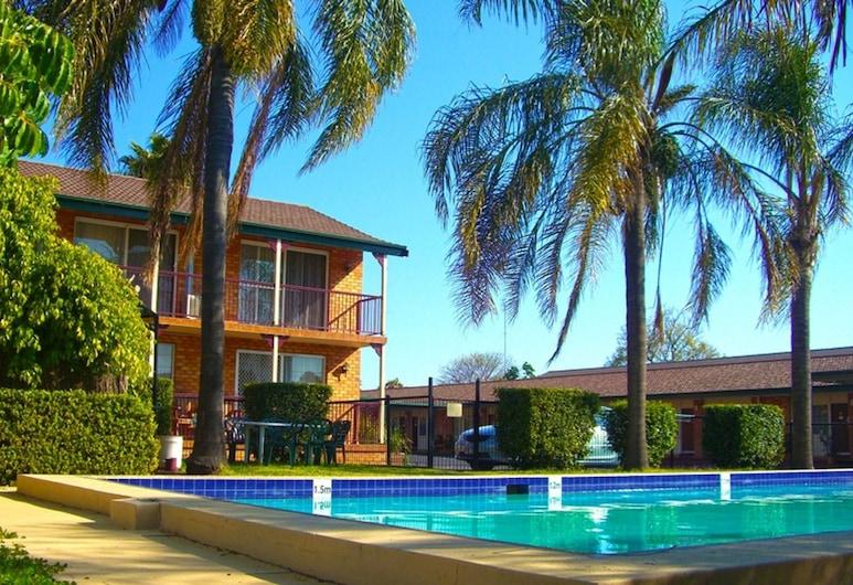 Homestead Motel, Dubbo, Parco della struttura