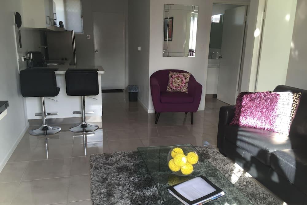 Superior Apartment, 1 Bedroom, Kitchen - Ruang Tamu