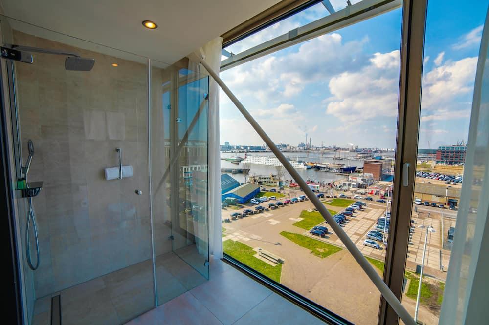 ห้องซูพีเรีย, เตียงควีนไซส์ 1 เตียง, ปลอดบุหรี่ (Water View) - ห้องน้ำ