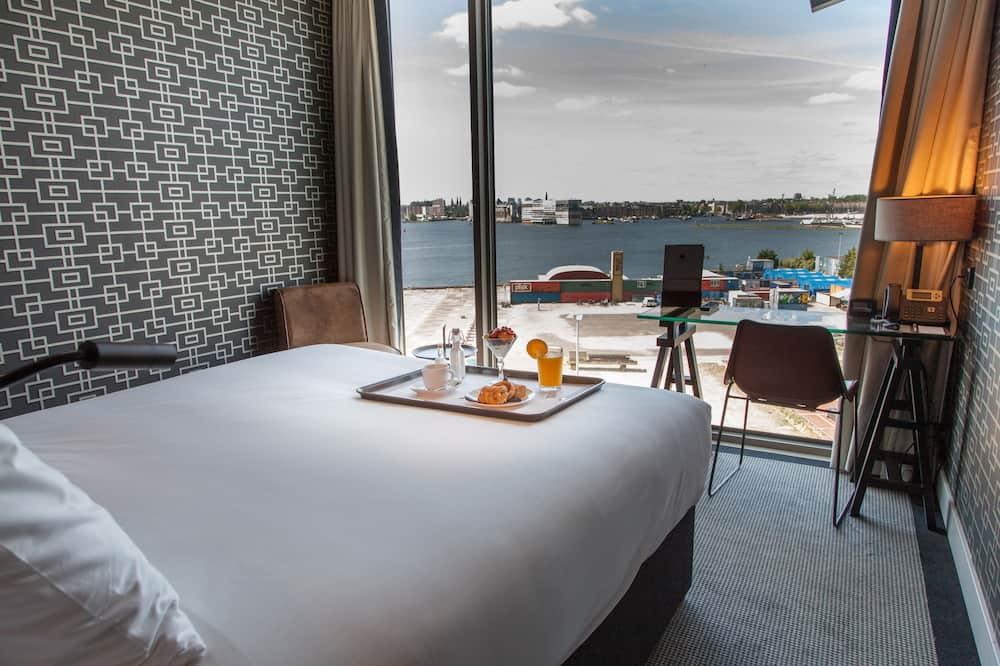 ห้องพัก, เตียงใหญ่ 1 เตียง, ปลอดบุหรี่ (Water View) - วิวจากห้องพัก