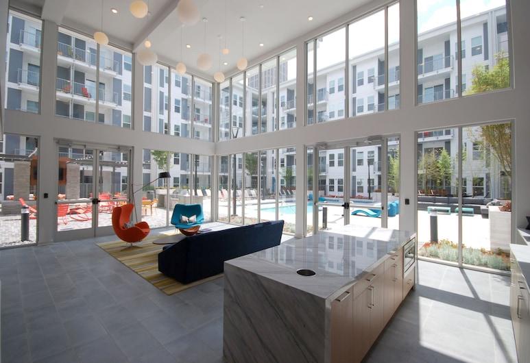 BCA Furnished Apartments, Atlanta, Suite de lujo, Habitación