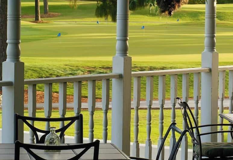 Beau Rivage Golf & Resort, ווילמינגטון, מרפסת/פטיו