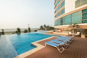 Cartagena bölgesindeki Radisson Hotel Cartagena Ocean Pavillion resmi