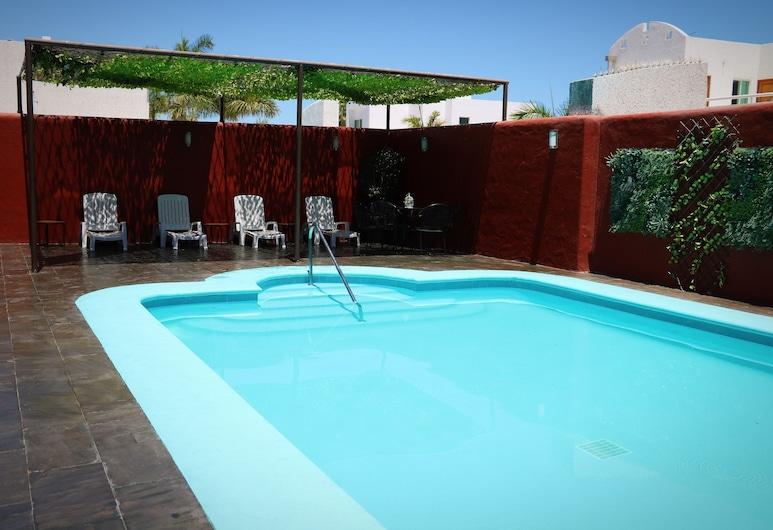 Hotel Zar La Paz, La Paz, Basen
