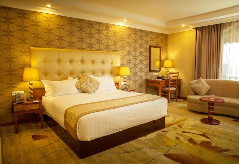 Jupiter International Hotel Bole, Addis Ababa, Junior Suite, Bilik Tamu