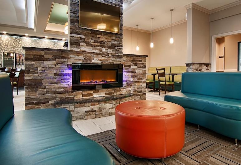 Best Western Inn & Suites, Elkhart, Vestibiulis