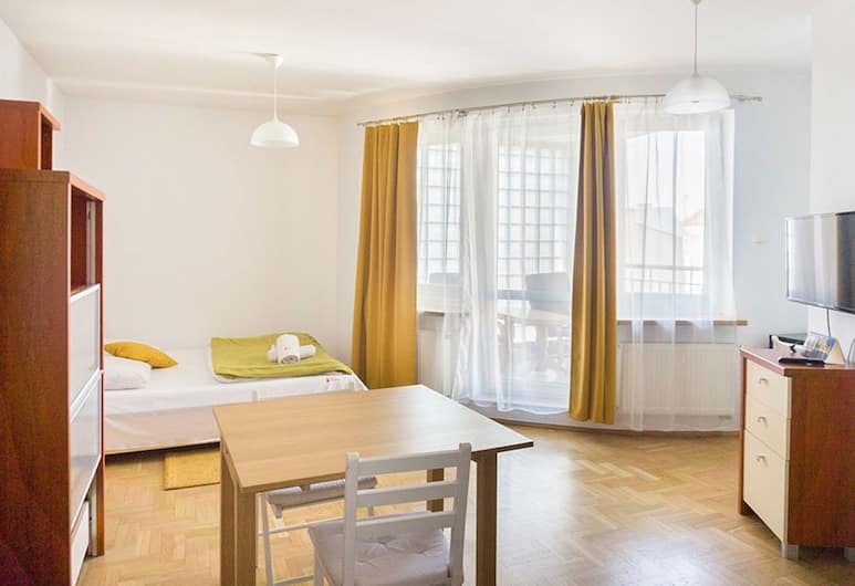 Capital Apartments Garbary, Poznan