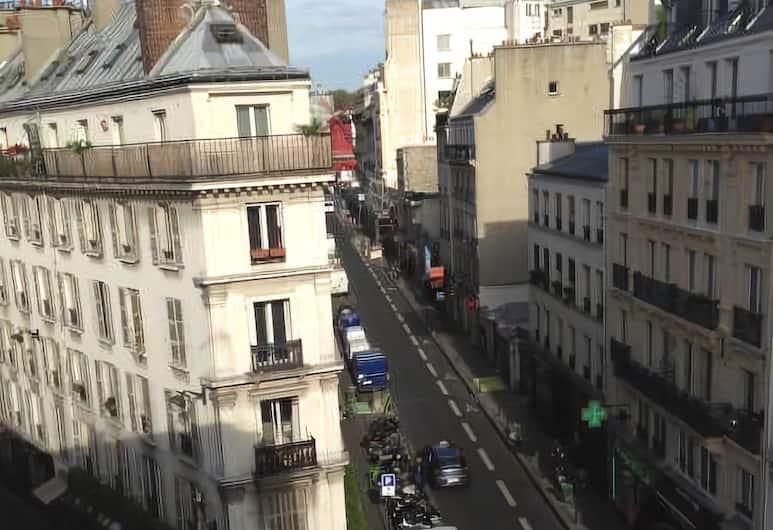 Hotel Royal Mansart, Paris, View from Hotel