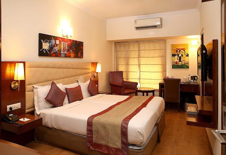 Ahuja Residency, Sunder Nagar, New Delhi, Deluxe soba, Dnevna soba