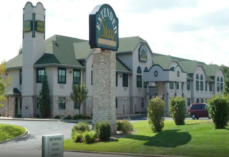Extended Stay Airport, Green Bay, Exterior