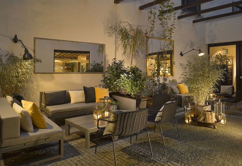 INNSiDE by Melia Prague Old Town, Prague, Terrace/Patio