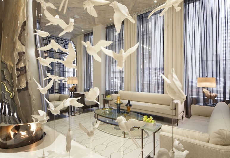 The Marmara Park Avenue, New York, Lobby