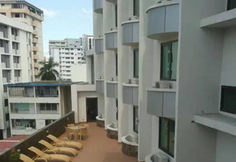 Principe Hotel and Suites, Panama City, Terrace/Patio