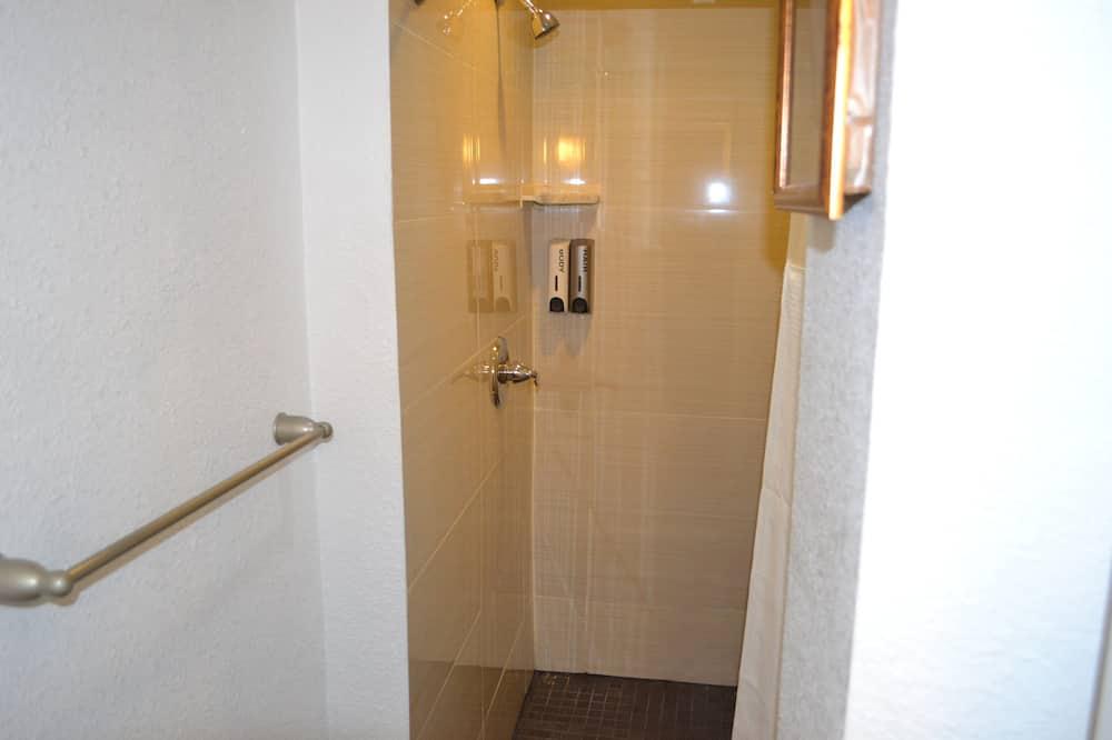 標準客房, 2 張單人床, 共用浴室 - 浴室淋浴