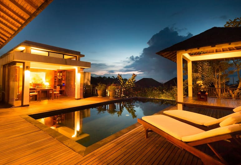 Airis Luxury Villas & Spa, Ungasan, Udendørs pool