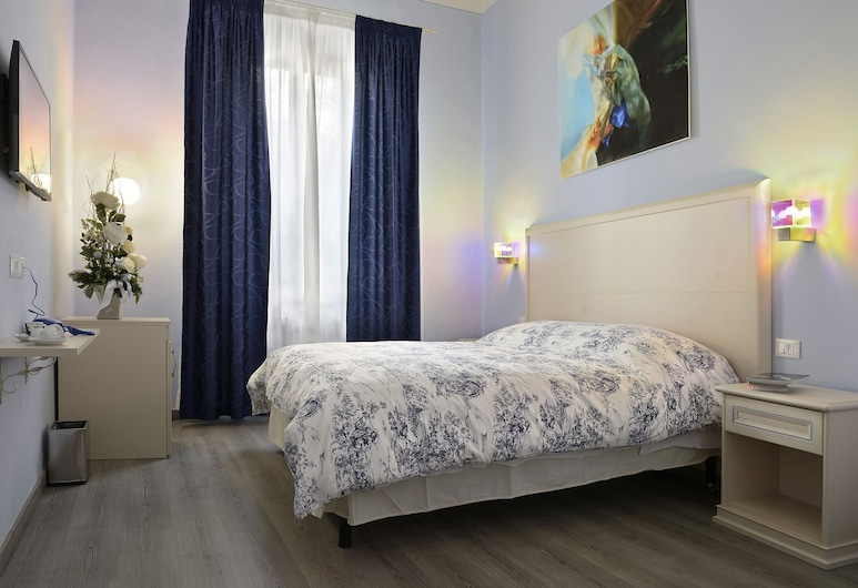 Smart Hotel Bartolini, Montecatini Terme, Junior sviit, Vaade toast